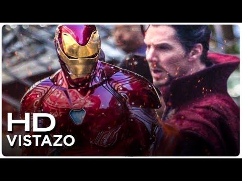 AVENGERS INFINITY WAR Primer Vistazo desde el Set 2018 HD