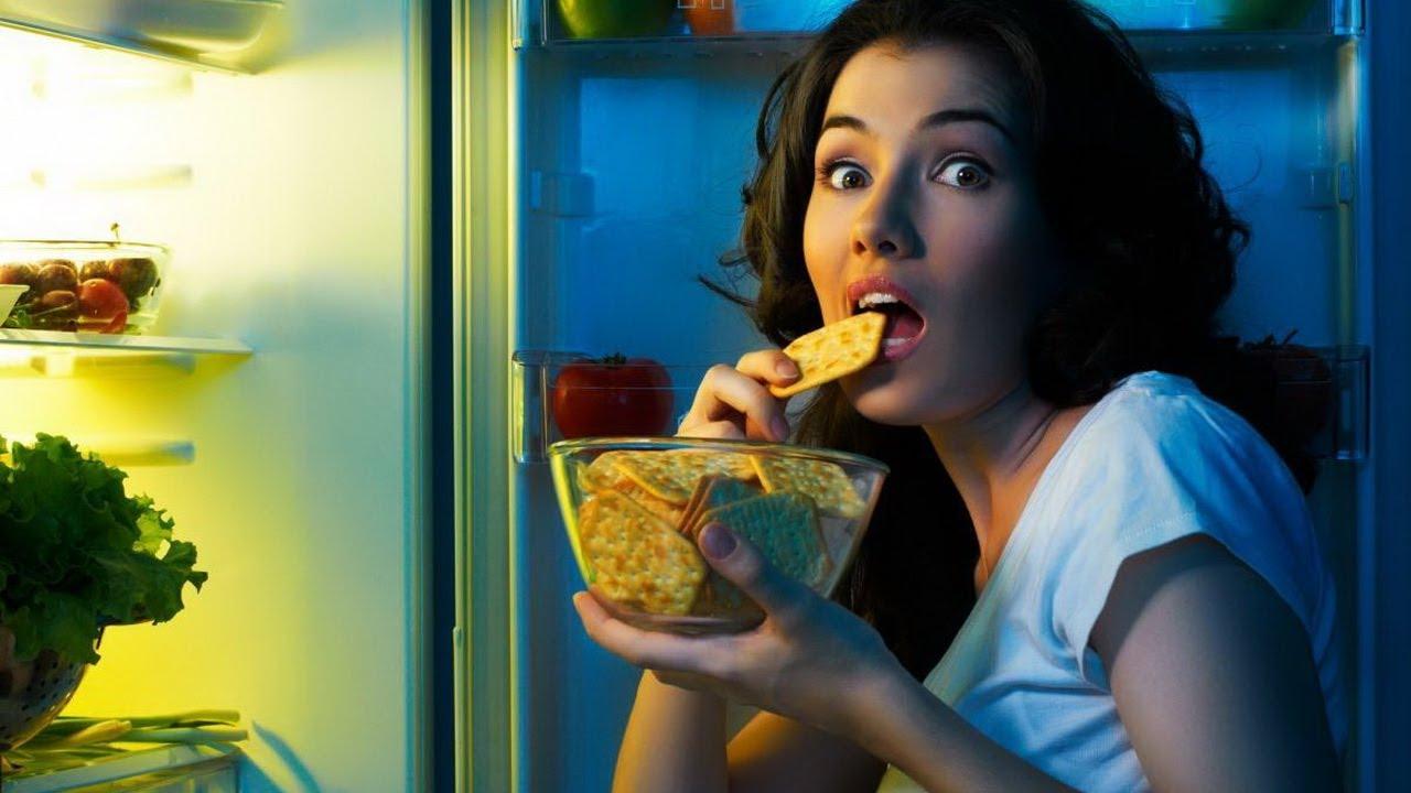 Вредно ли есть на ночь Питание перед сном