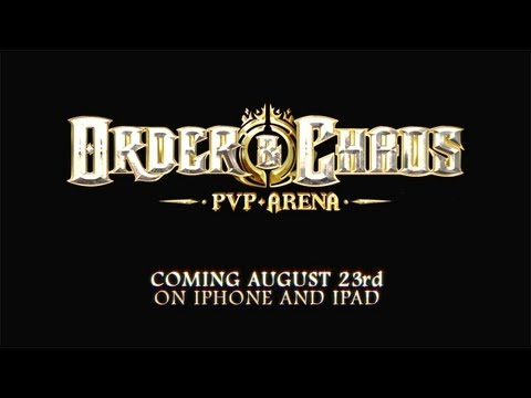 Official Order & Chaos Online - PVP Update Trailer