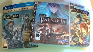 VALKYRIA CHRONICLES - SAGA COMPLETA - (PS3/PS4/PSP/PC)