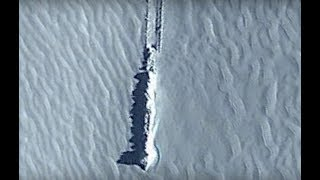 Is This Antarctica Footage The Ultimate Proof Of Alien Life On Earth?