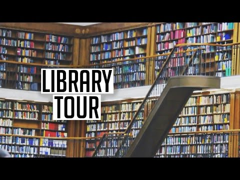 Library Tour | State Library Of NSW