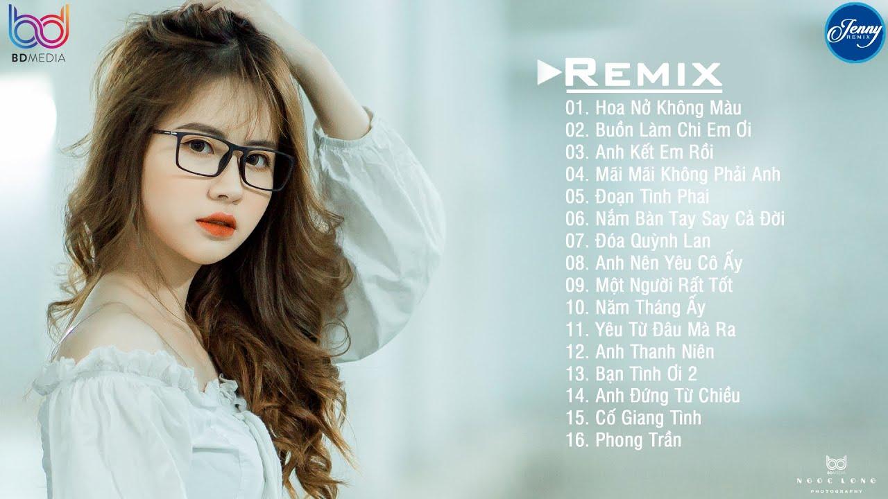 NHẠC TRẺ REMIX 2020 HAY NHẤT HIỆN NAY   EDM Tik Tok JENNY REMIX   lk nhạc trẻ remix gây nghiện 2020