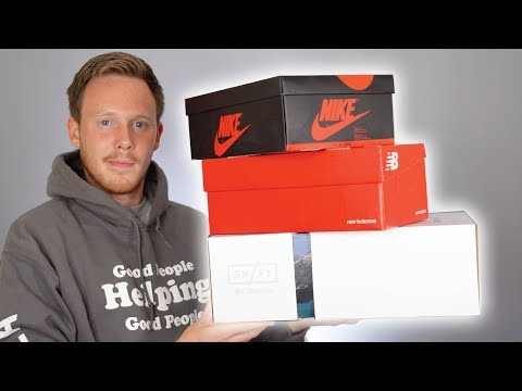 unboxing-early-jordan-1's-and-more-sneaker-heat!