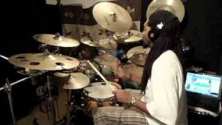 "Drum Cover : ""Put It Down On Me"" By Jeremiah Ft. 50 Cent (HQ)"