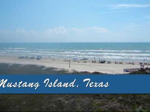 Mustang Island 2009 You