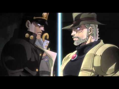 Stardust Crusaders: Native Languages