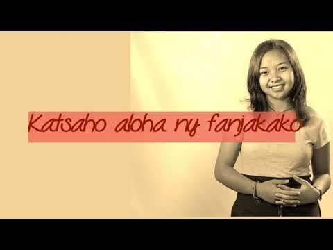 VOADIKO   Harilanto Official lyrics video