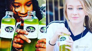 VEAU H2o Wellness Drink - Slideshow Commercial