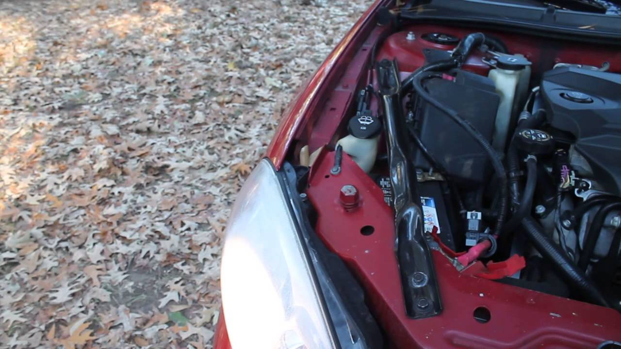Chevy Impala Woes Strange Rattling Sound From The Engine Youtube Timing Belt 2005 Cavalier