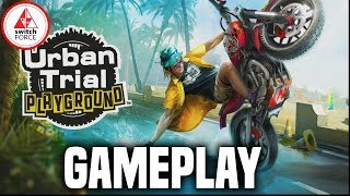 Urban Trial Playground Switch Gameplay - Let's Play