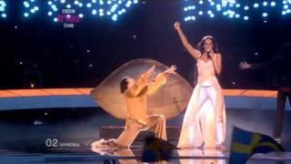 Armenia - Eurovision Song Contest 2010 Semi Final - BBC Three thumbnail