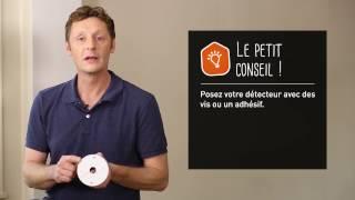 Comment installer un détecteur de fumée