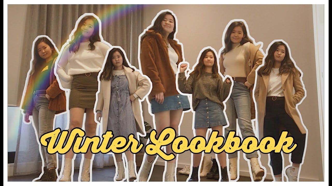 WINTER LOOKBOOK 2019 || need outfit inspiration? you have come to the right place (maybe) 6