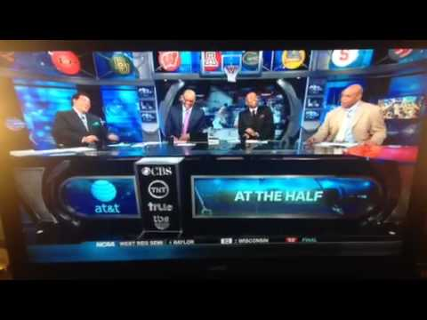 Charles Barkley is hilarious