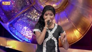 Super Singer Junior - Pandiyan Naan Irukka by Gowri