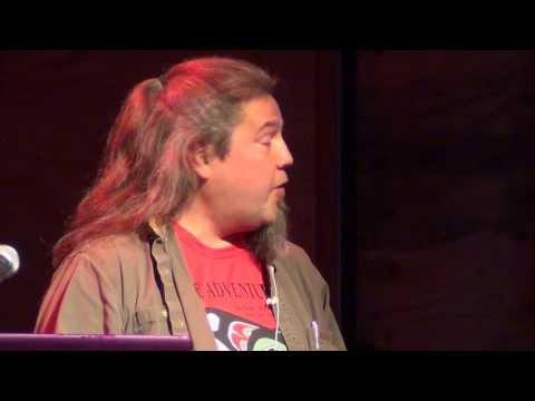 Constructing Tlingit Armor: Tommy Joseph at TEDxSitka