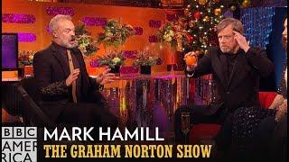 Mark Hamill Shows Us The Force - The Graham Norton Show