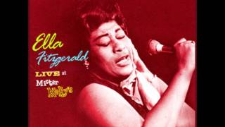 Ella Fitzgerald- Summertime - Live At Mister Kelly