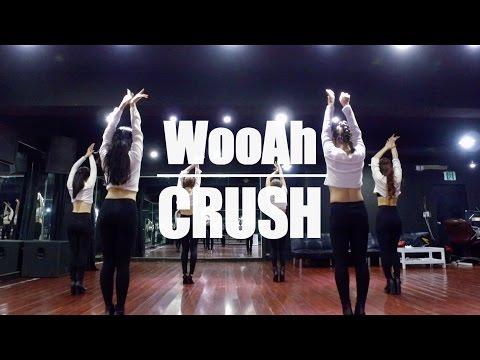 Woo AH - Crush | Buckey Choreography