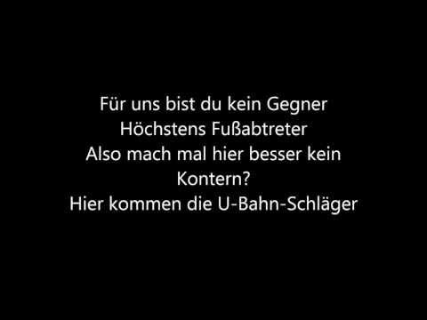 K.I.Z. feat. Trailerpark feat. Massimo - U-Bahn Schläger lyrics hq1080