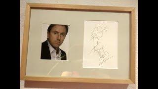 Автографы знаменитых