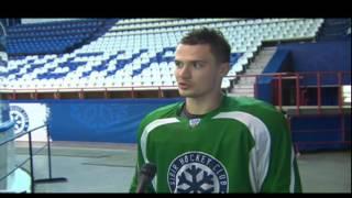 Парень с ДЦП стал хоккеистом