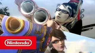Bayonetta y Bayonetta 2 - Tráiler presentación (Nintendo Switch)