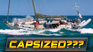 BOAT CRASHES INTO SANDBAR NEEDS HELP !! | Boats at Haulover Inlet | Boca Inlet | WAVY BOATS