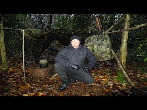 Survival A-Frame Wet Weather Basha & Swedish Army Trangia St