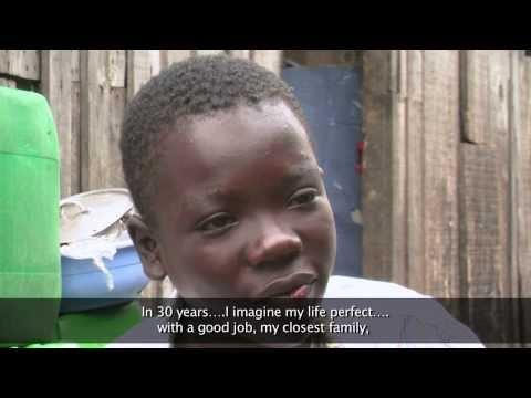 adolescent Cote d' Ivoire