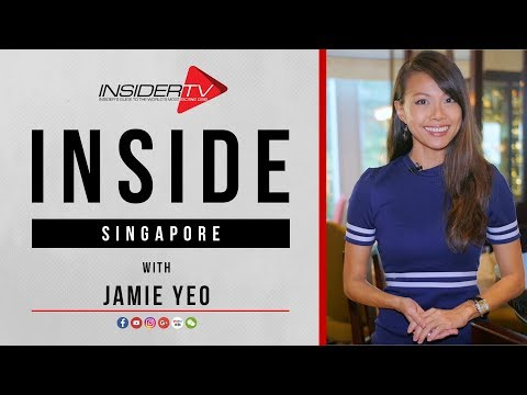 INSIDE Singapore with Jamie Yeo | Travel Guide | September 2017