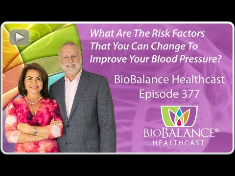 What Are The Risk Factors That You Can Change To Improve Your Blood Pressure?
