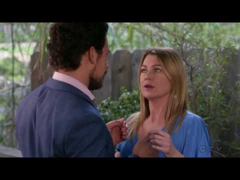 VIDEO] Meredith and DeLuca First 'Grey's Anatomy' Kiss