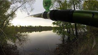 Весенняя рыбалка на поплавок Крупный карась