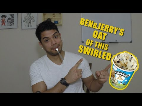 Episode 7 - REVIEW Ben&Jerry's Oat Of This Swirled