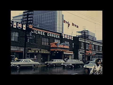 Toronto 1970 archive footage