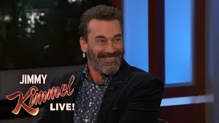 Jon Hamm on St. Louis, Hockey & Saturday Night Live