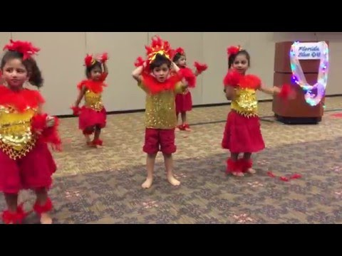 Kuku-doo-koo Dance Performance By Sanvi With Friends