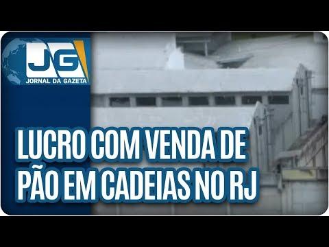 Nova fase da Lava Jato prende acusados de lucro com a venda de pão em cadeias do RJ