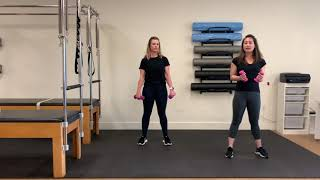 Work Out At Home With ShapeShift Pilates