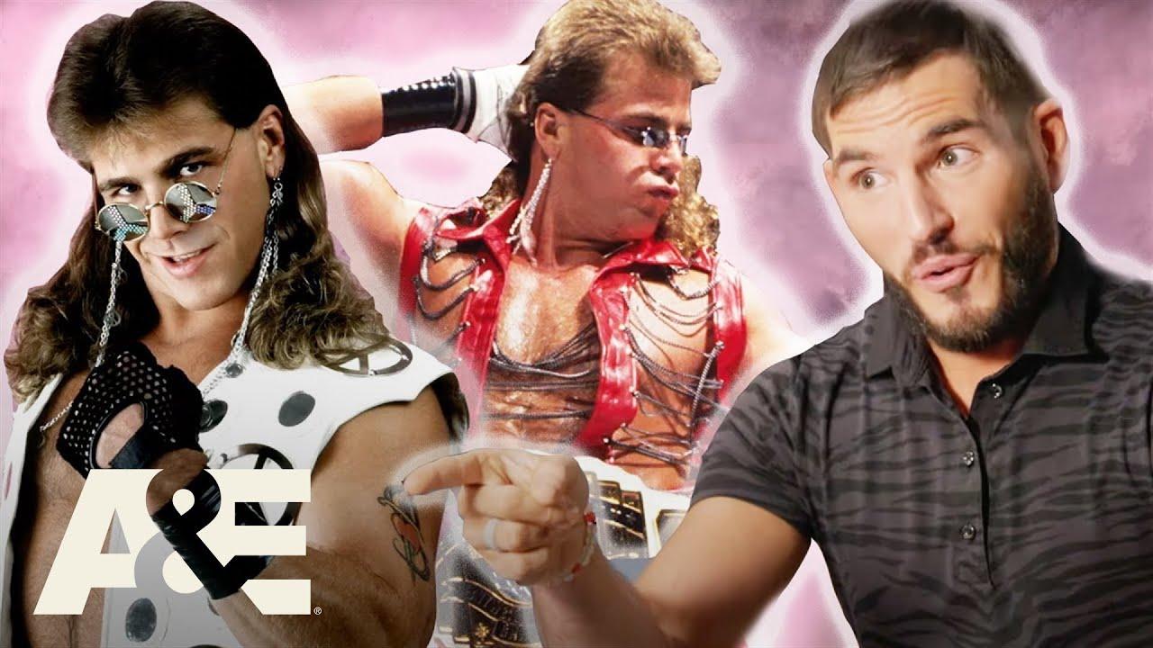 Download WWE Biography: Shawn Michaels' Big Influence on Johnny Gargano | A&E