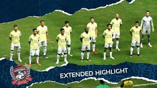 SuphanFC TV | Extended Highlight | บุรีรัมย์ ยูไนเต็ด vs สุพรรณบุรี เอฟซี
