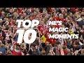 Top10 | He's Magic Moments
