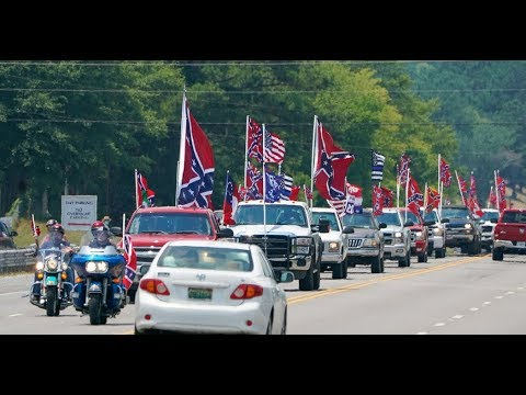 Abiding by the Confederate Flag Ban Inside Talladega Grudgingly