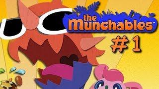 Undead Stream / The Munchables 🍔 (Wii / Blind) Part #1 Einfach alles MAMPFEN