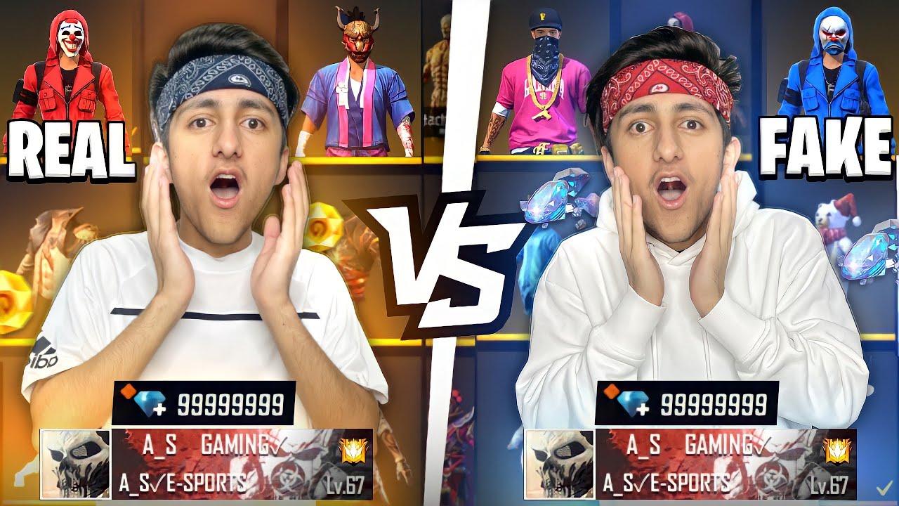 Fake As Gaming Challenge Me For Collection War 😡 1 Lakh Diamond 💎 Challenge - Garena Free Fire