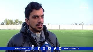 Formação: Sub-19 (antevisão FC Porto-Desp. Chaves, CNJA, 1.ª fase, 19.ª jor., 11/01/18)