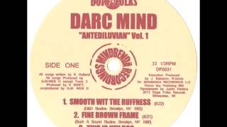 "DARC MIND ""FINE BROWN FRAME"""