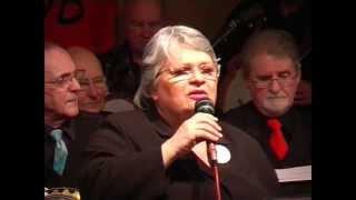 "Lous Dassen with Düsseldorfer Banjo Club sings ""Dr. Jazz"""